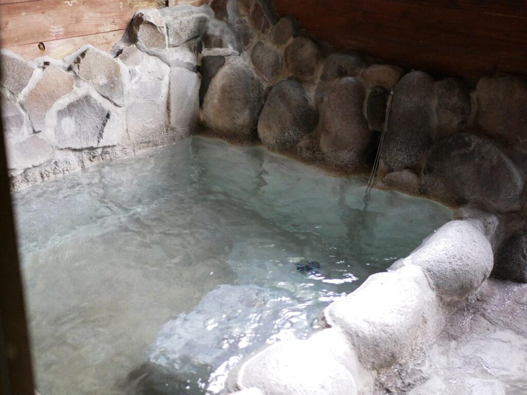 気分だけでも、湯布院の温泉で・・・