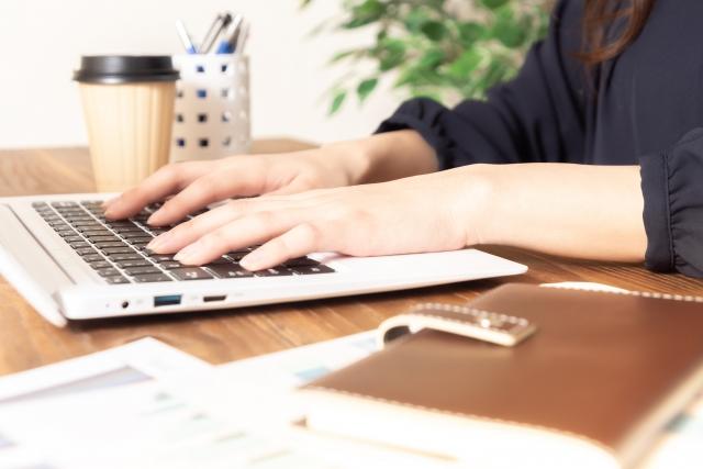 ブログと家事と在宅ワークのコラボです。