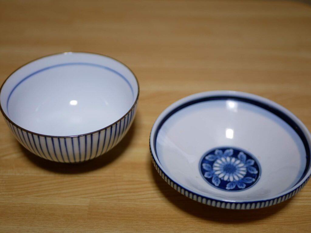 茶碗 小皿