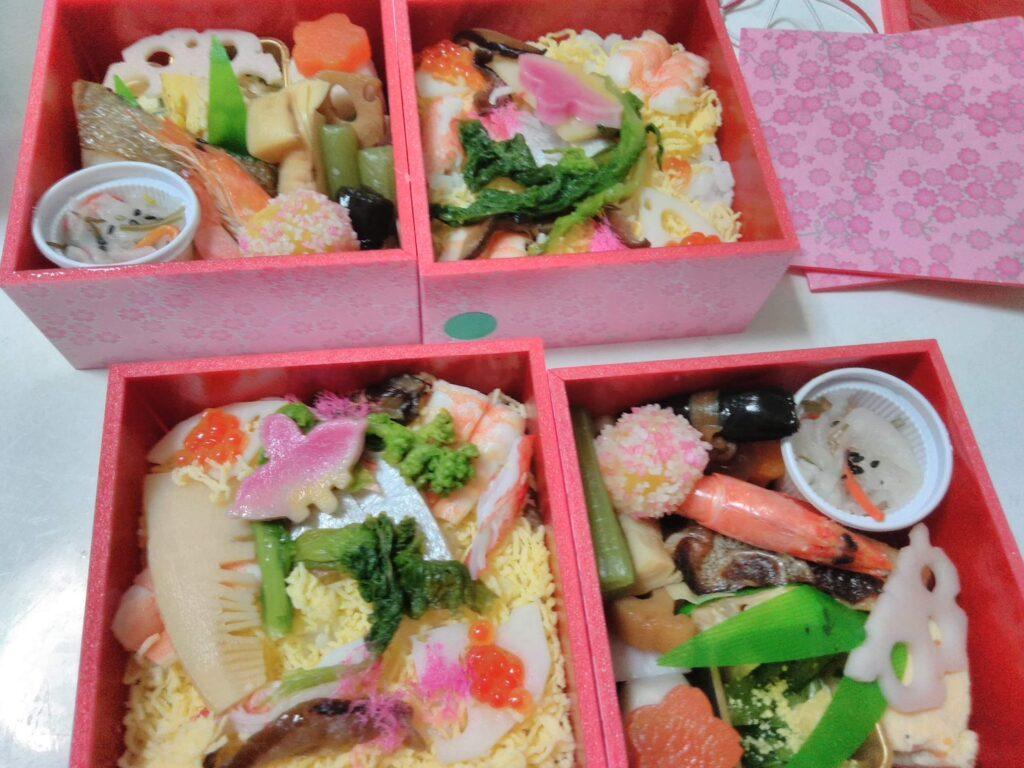 京都のお弁当
