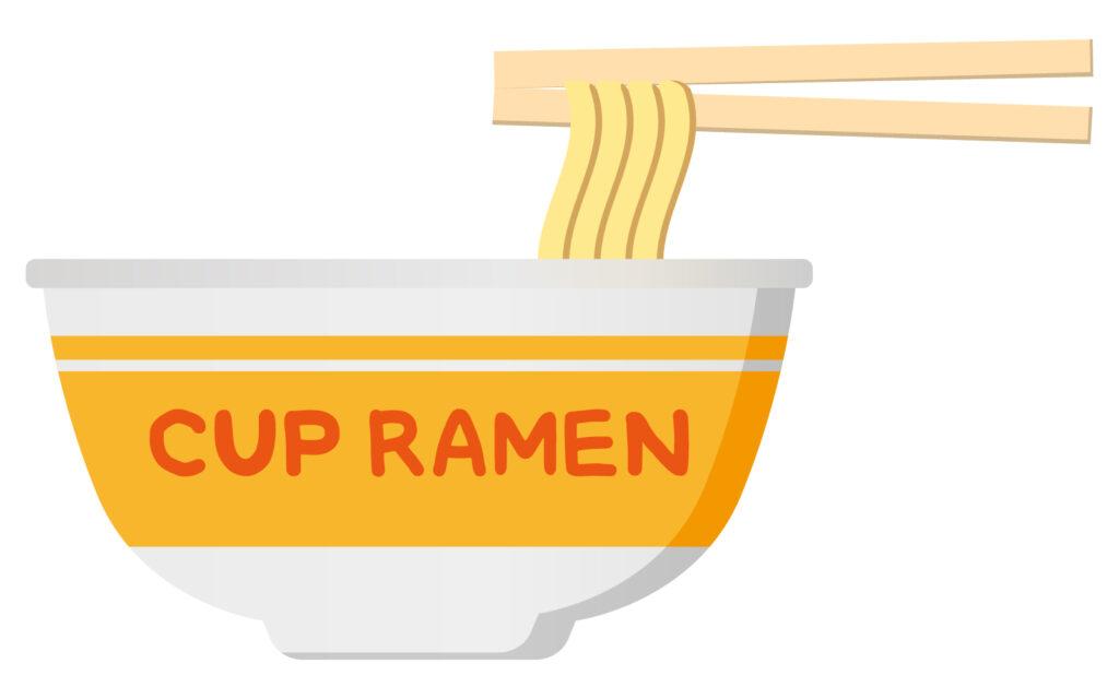 カップ麺のお湯の適温は何度?
