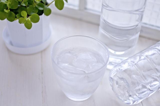水道直結型はキレイな水が使い放題