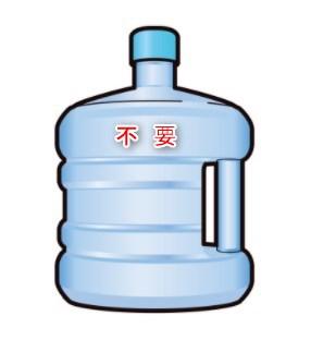 ウォータースタンドは、水ボトルが不要