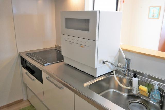「据え置き型」食洗機