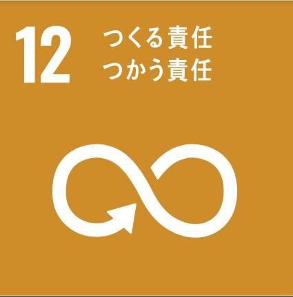 SDGs 「ゴール12:持続可能な消費と生産パターンの確保」